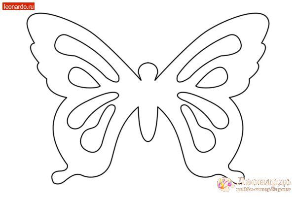 Стильная брошь бабочка из бисера - пошаговый мастер-класс